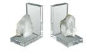 Rock Steady Bookends