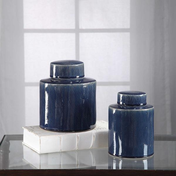 Saniya Containers - Set of Two