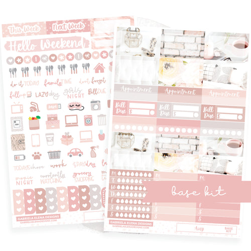 Airy // BASE KIT / Icons / Functional / Sticker Kit