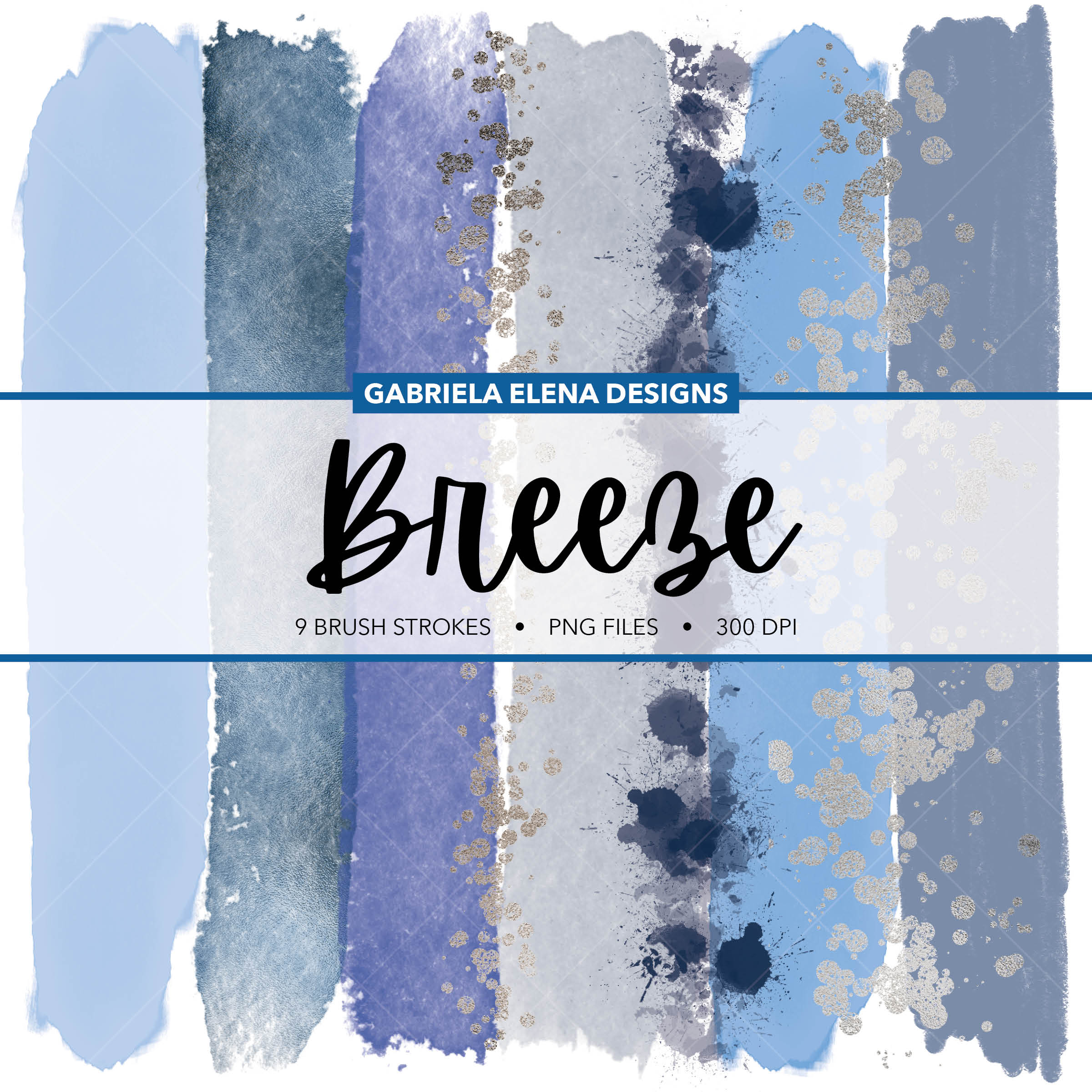 Designer Brushes - Breeze