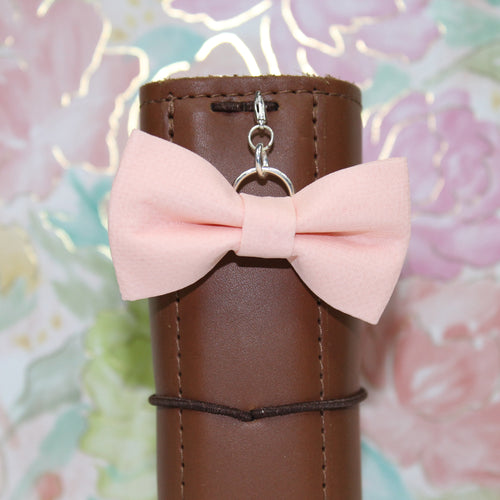 Small TN Bow // Peach