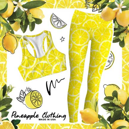 Pick of the Week – the A Piece of Sun Lemon Print