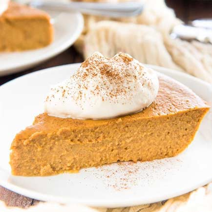 Recipes for Healthy Family Desserts: Pumpkin Pie Pudding