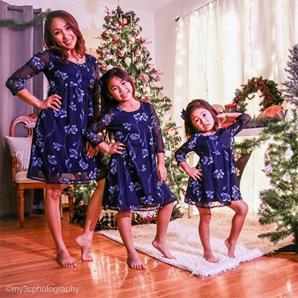 Mommy and Me Holiday Outfit Ideas