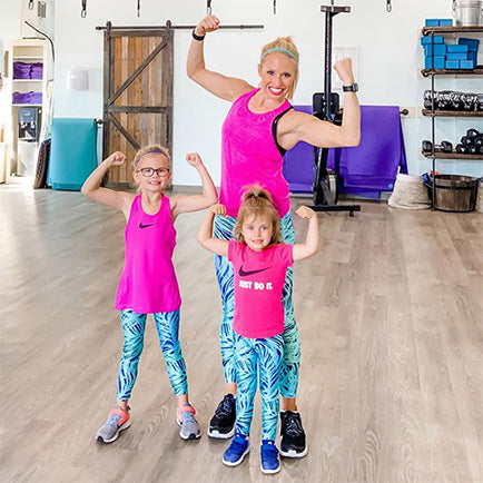 Ways to Keep Your Family Fit