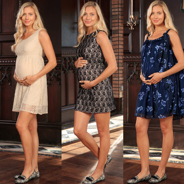 Looking Your Best with Trendy Maternity Clothes