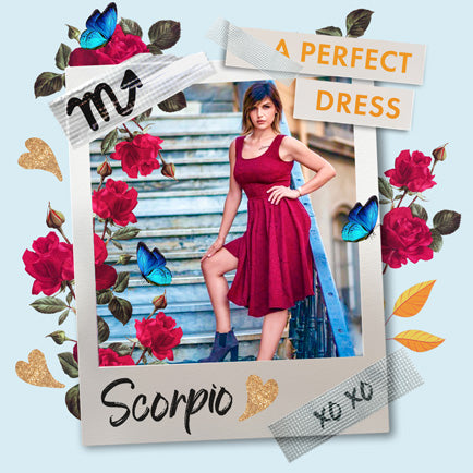 How to Choose a Perfect Dress According to Your Zodiac Sign