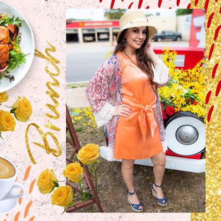 What to Wear to Summer Brunch