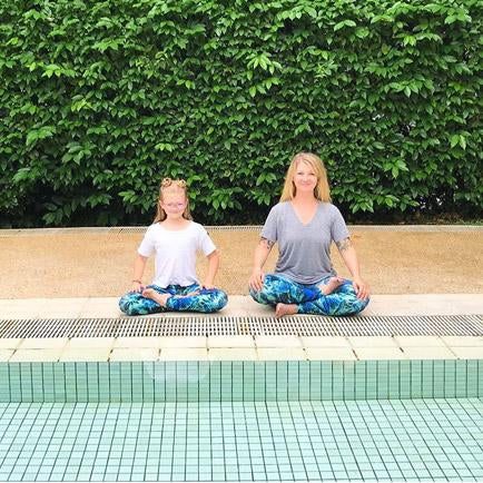 Strengthening that Mother Daughter Bond Through Relaxation/Meditation