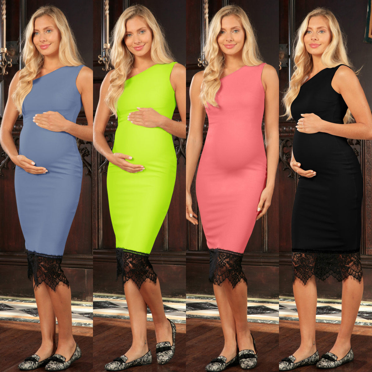 best pregnancy party dresses