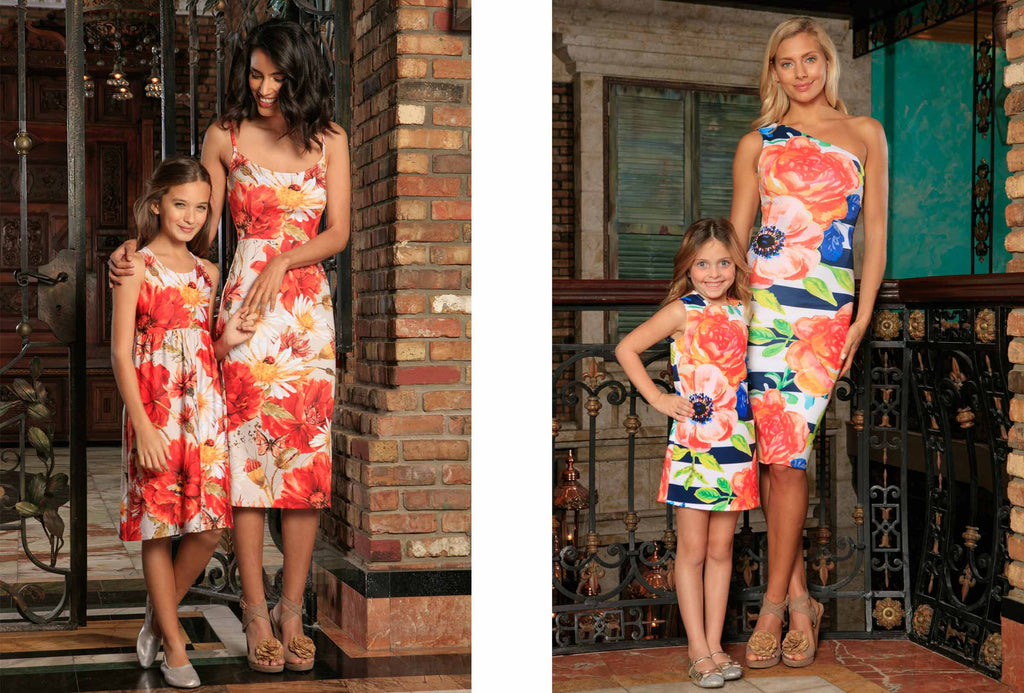 512fd5102 PINEAPPLE CLOTHING: CHIC MOMMY AND ME MATCHING OUTFITS