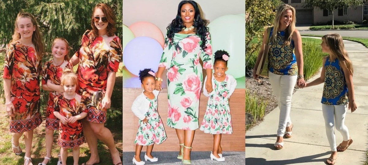 0e2eeab9ce683 Why We Love Mommy And Me Dresses (And You Should, Too!) – Pineapple Clothing