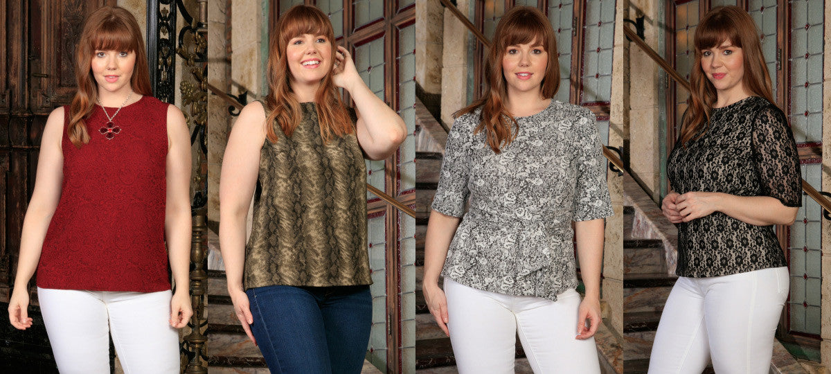 womens plus size trendy dressy cute tops