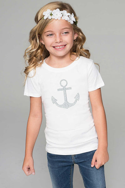 Anchor Tee - Girls