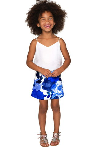 Blue Blood Aria A-Line Skirt - Girls - Pineapple Clothing