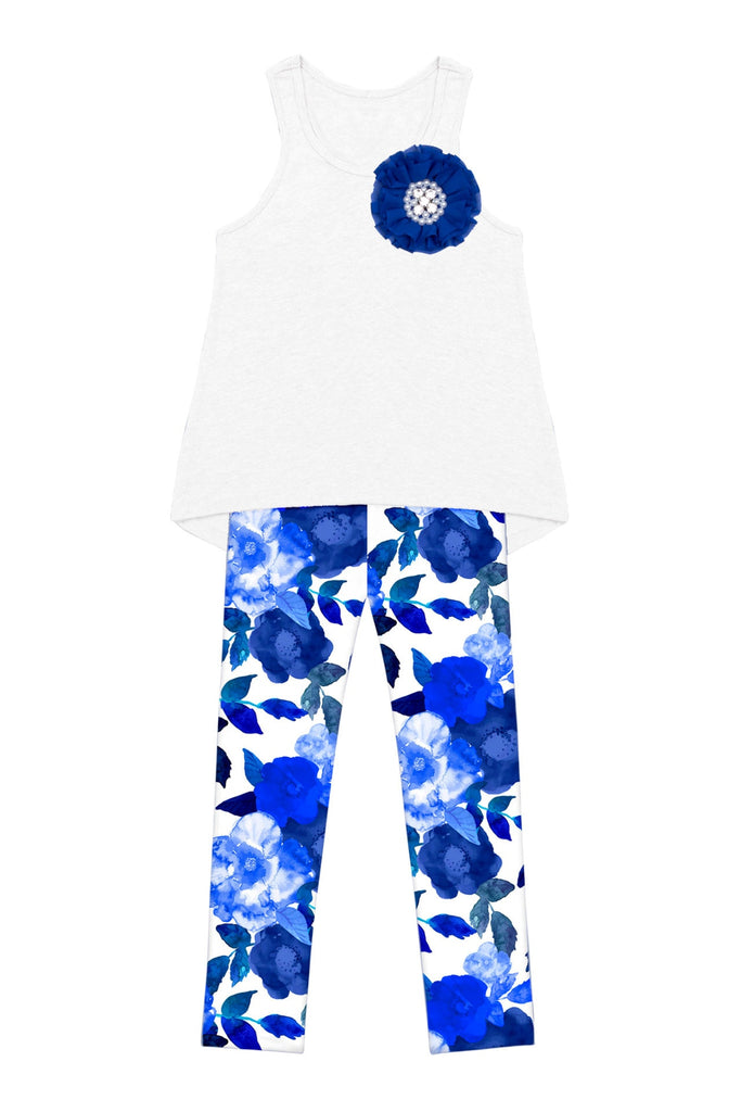 Blue Blood Donna Set - Girls - Pineapple Clothing