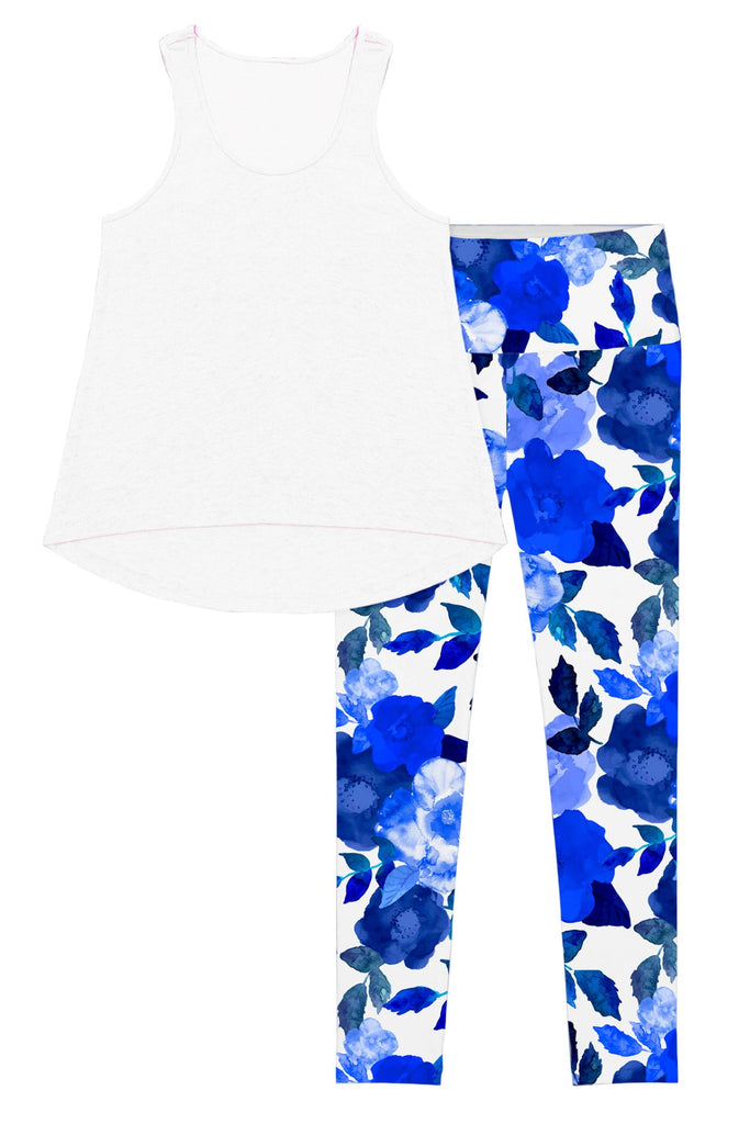 Blue Blood Donna Set - Women - Pineapple Clothing