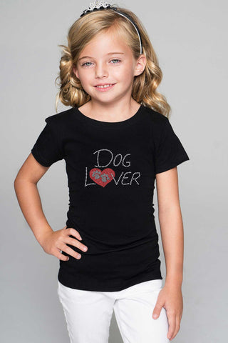 Dog Lover Tee - Girls - Pineapple Clothing