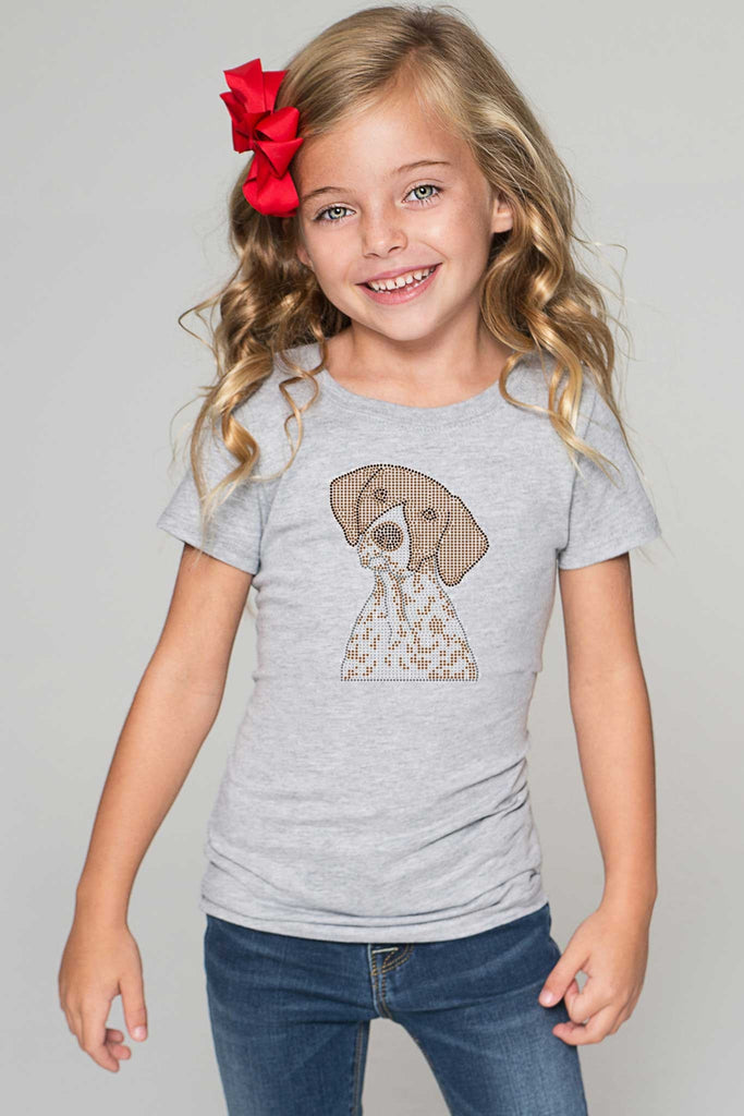 Doggy Tee - Girls - Pineapple Clothing