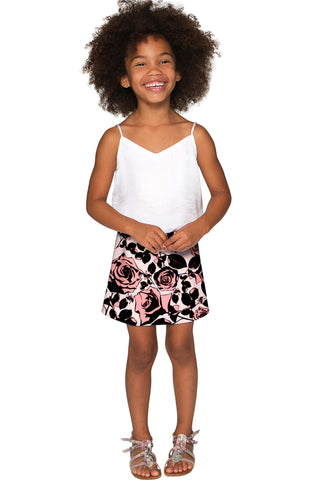 Flirty Girl Aria A-Line Skirt - Girls - Pineapple Clothing
