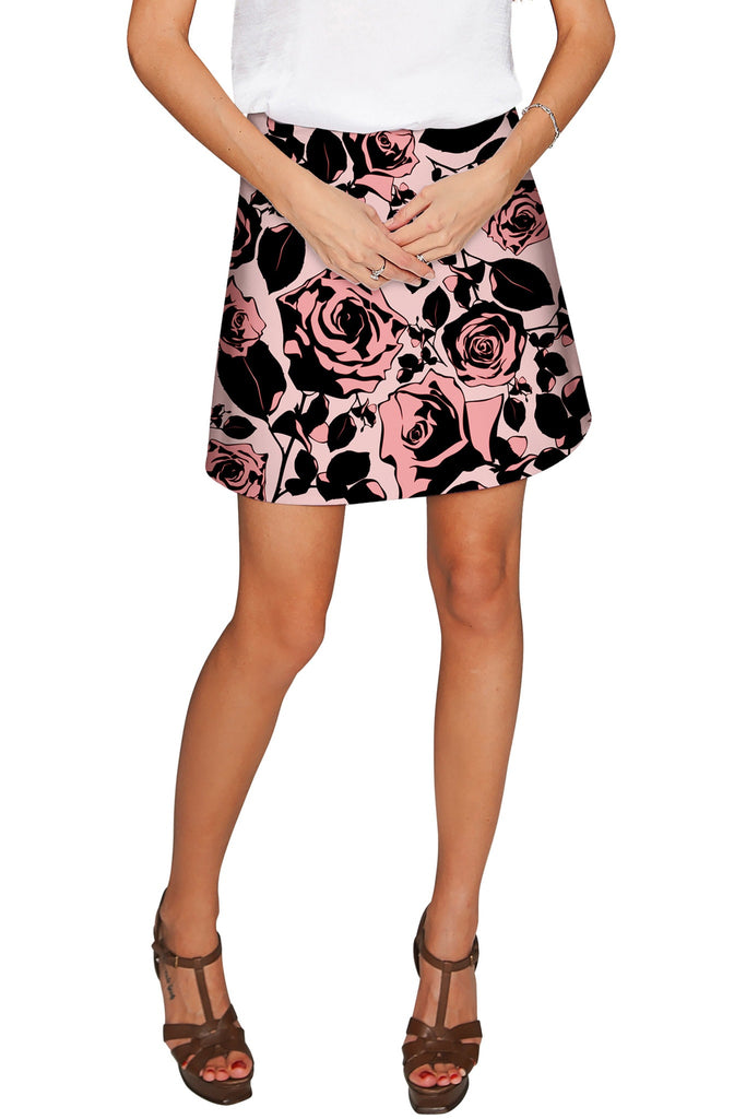 Flirty Girl Aria A-Line Skirt - Women - Pineapple Clothing