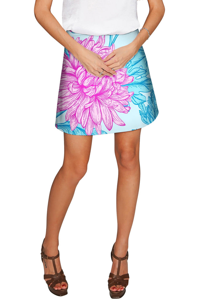 Floral Bliss Aria A-Line Skirt - Women - Pineapple Clothing