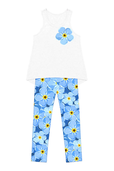Forget-Me-Not Donna Set - Girls
