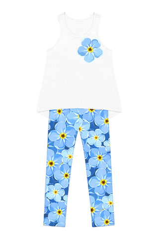 Forget-Me-Not Donna Set - Girls - Pineapple Clothing