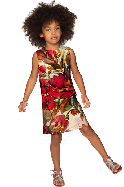 Free Spirit Adele Shift Floral Dress - Mommy & Me