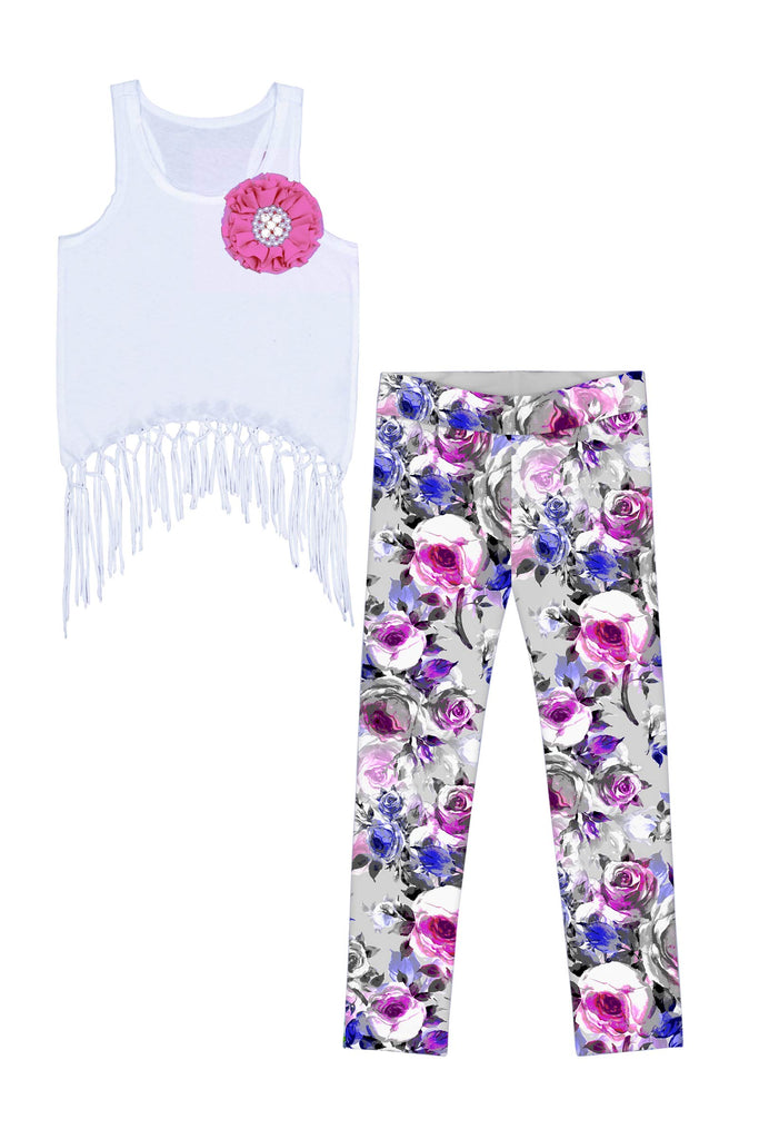 Floral Touch Lisa Set - Girls