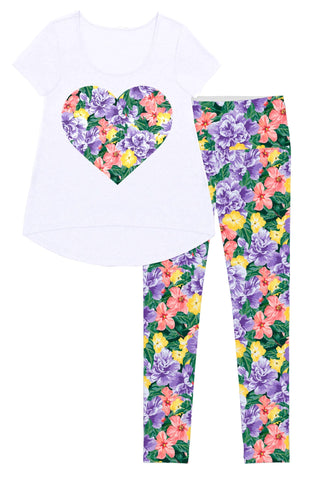 Hello May Mary Set - Women - Pineapple Clothing