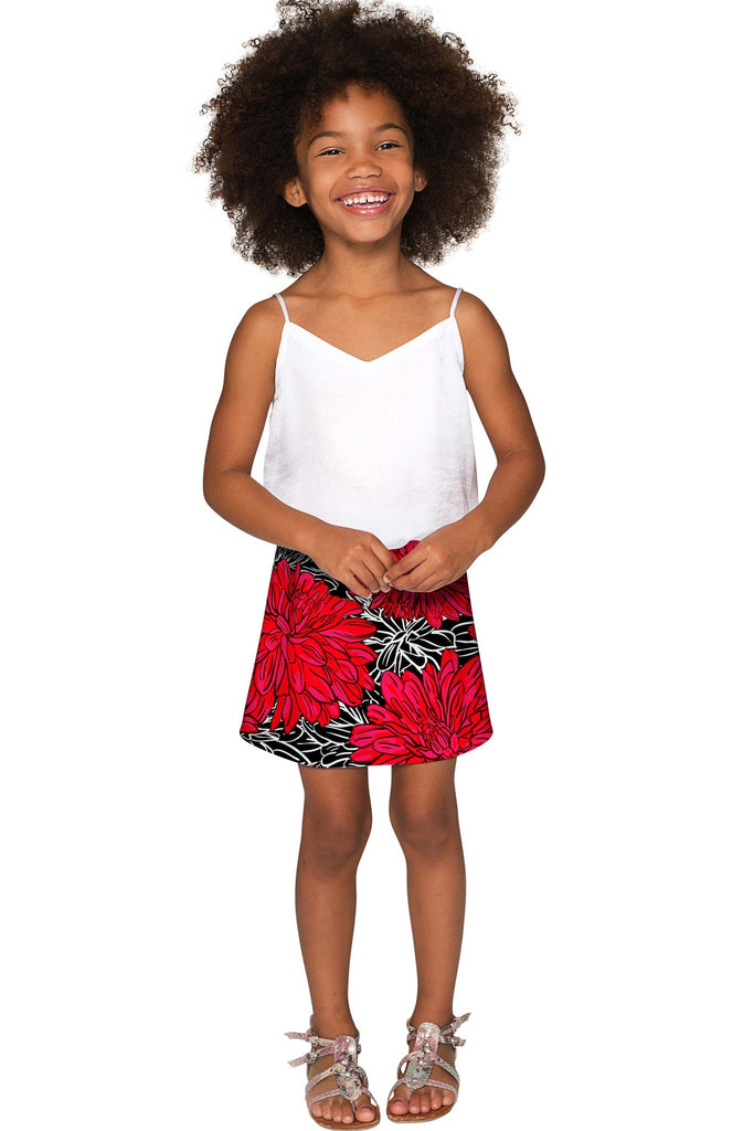 Hit The Mark Aria A-Line Skirt - Girls - Pineapple Clothing
