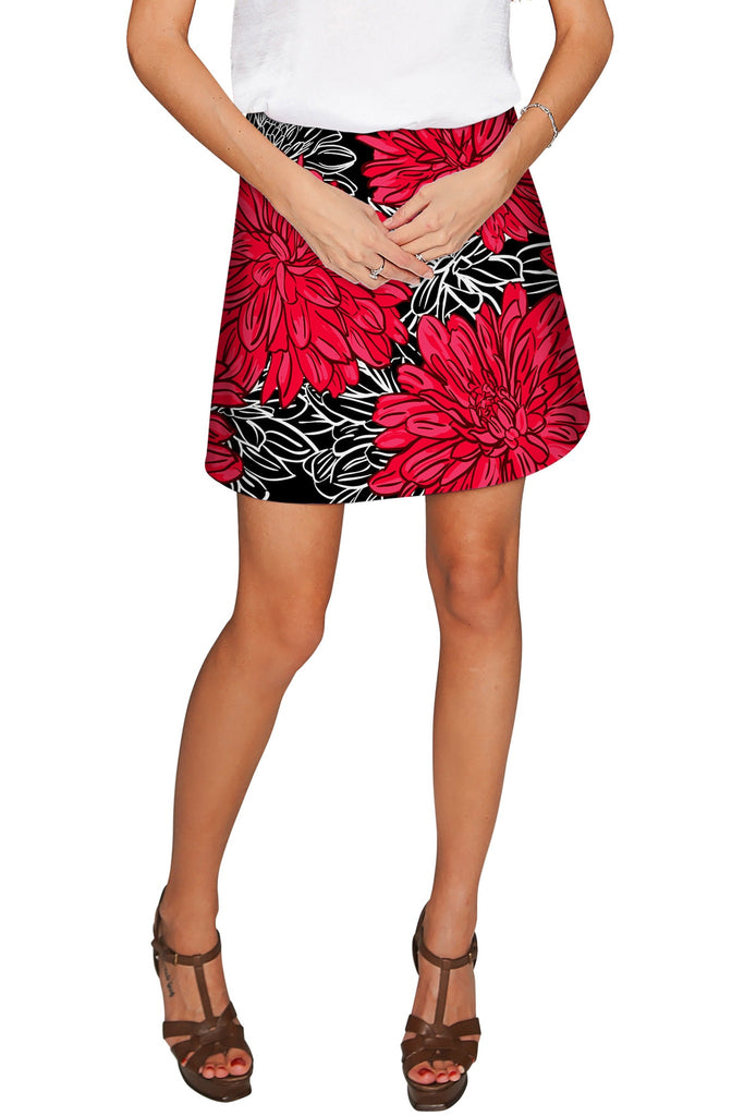 Hit The Mark Aria A-Line Skirt - Women - Pineapple Clothing