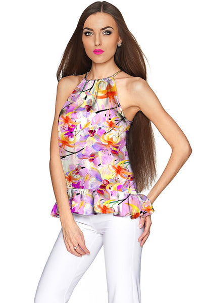In Love Audrey Halter Top - Women