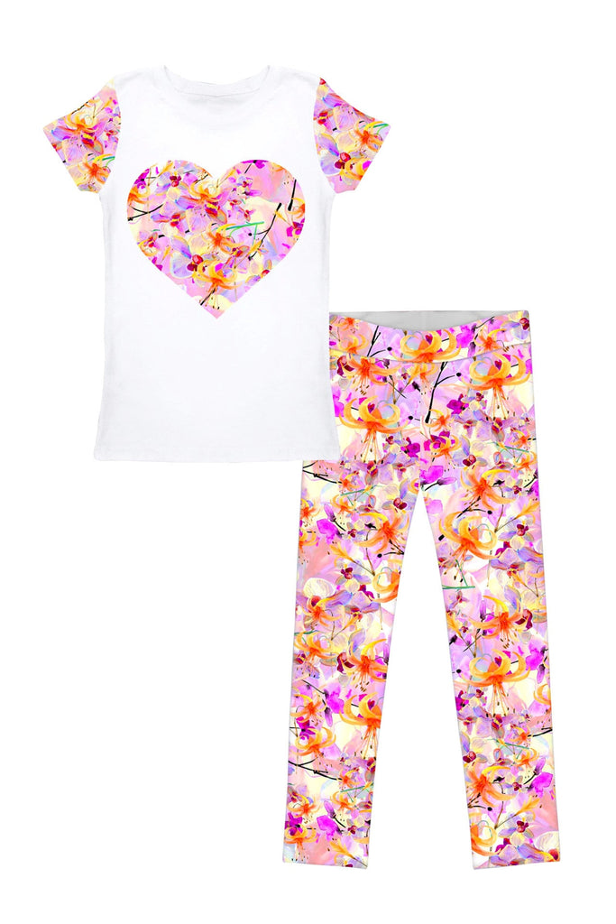 In Love Betty Set - Girls - Pineapple Clothing