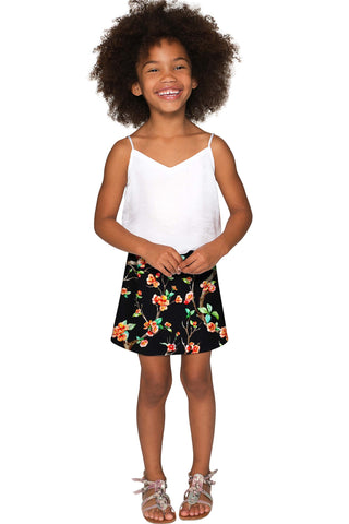 In The Night Aria A-Line Skirt - Girls - Pineapple Clothing