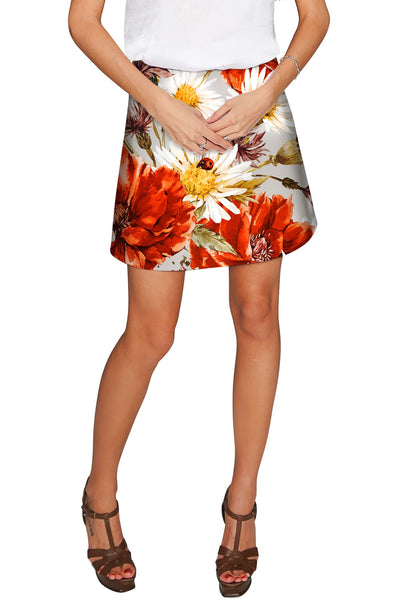 In The Wheat Field Aria A-Line Skirt - Women