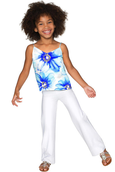 Little Aurora Ella V-Neck Camisole - Girls