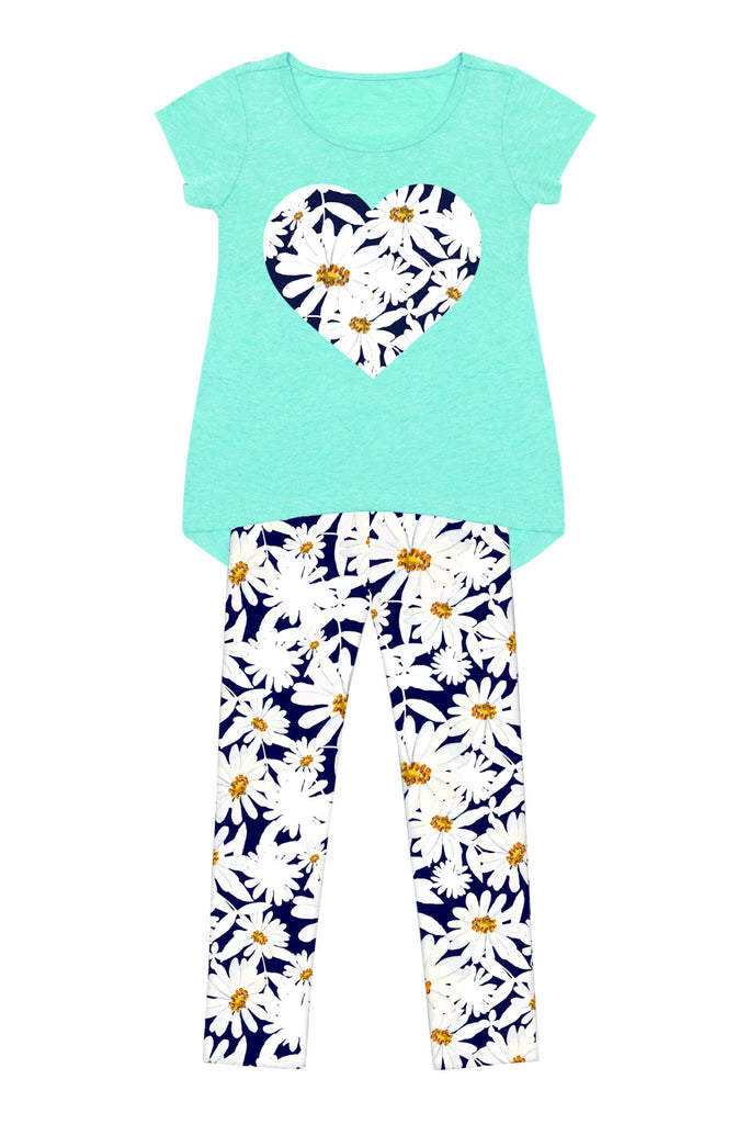 Little Daisyland Mary Set - Girls - Pineapple Clothing