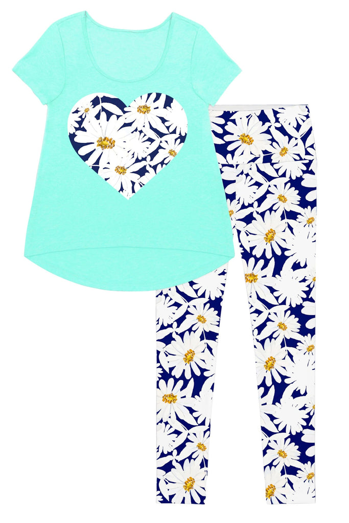 Little Daisyland Mary Set - Women - Pineapple Clothing