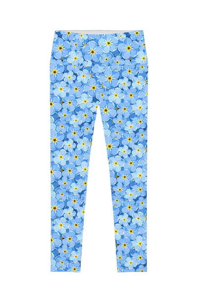 Little Forget-Me-Not Lucy Performance Leggings - Women