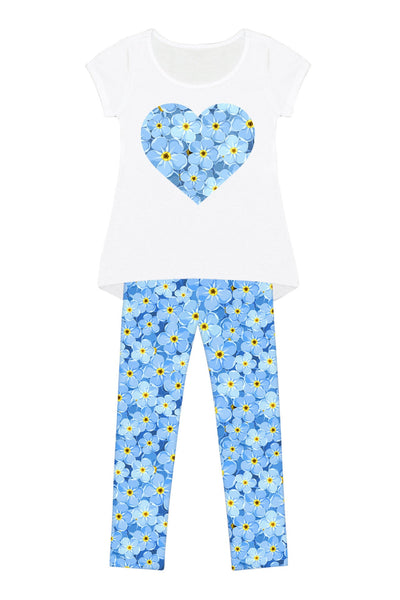 Little Forget-Me-Not Mary Set - Girls