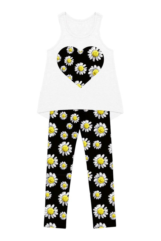 Little Oopsy Daisy Donna Set - Girls - Pineapple Clothing