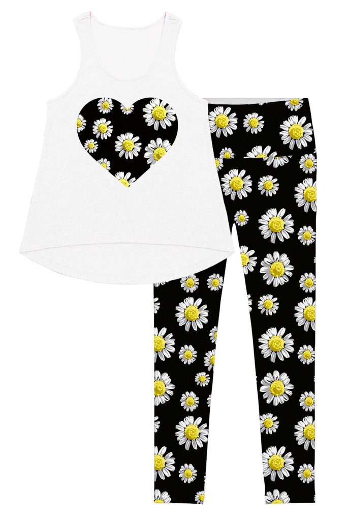 Little Oopsy Daisy Donna Set - Women - Pineapple Clothing