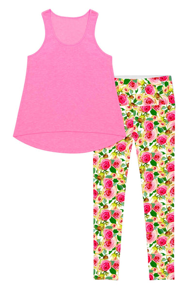 Little Rosarium Donna Set - Women - Pineapple Clothing