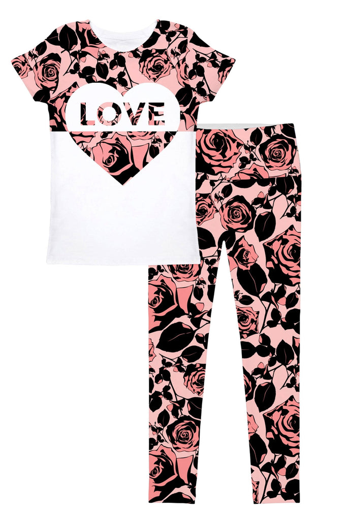 Love Flirty Girl Betty Set - Women - Pineapple Clothing