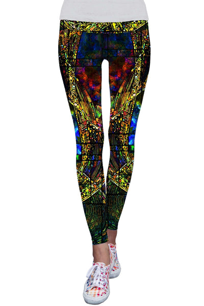 Merry Dancers Lucy Printed Performance Leggings - Women