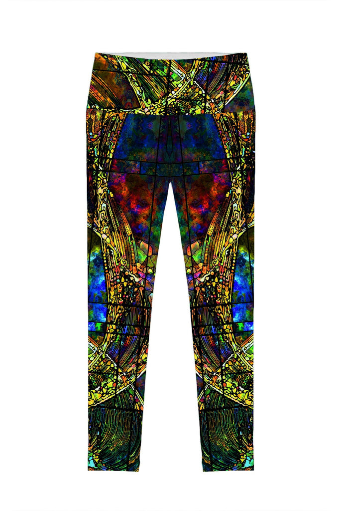 Merry Dancers Lucy Printed Performance Leggings - Women - Pineapple Clothing