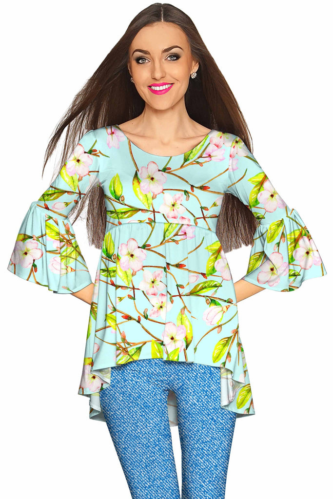 Muse Ava Boho Tunic - Women - Pineapple Clothing