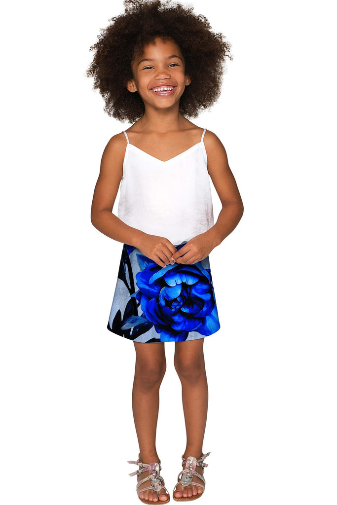 Mystery Aria A-Line Skirt - Girls - Pineapple Clothing